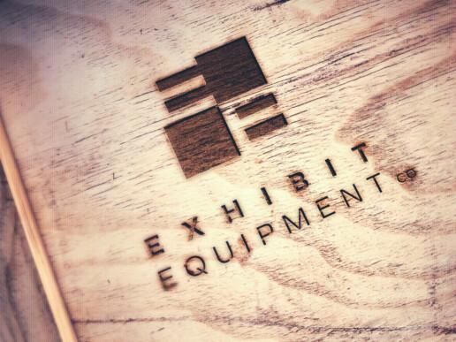 Exhibition Equipment co logo design