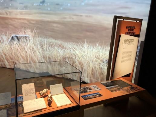 Thinking a Design - Nelson Mandela. My Life exhibition