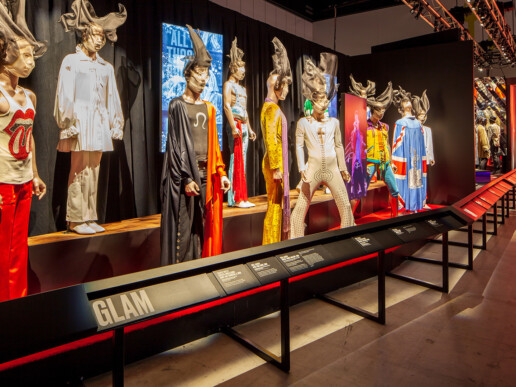 Thinking a Design | Rolling Stones Exhibisionism