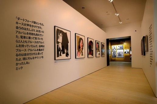 Thinking a Design - Rolling Stones Exhibisionism