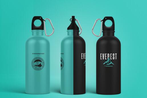 everest the exhibition -concept design - Branding